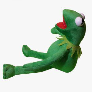 عروسک قورباغه سبز
