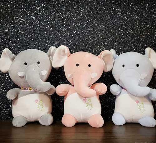 خرید عروسک فیل