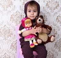 نقش بازي عروسکي در شخصيت دختران