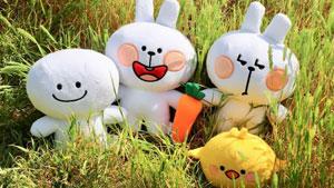 فروش عروسک شخصیت کارتونی