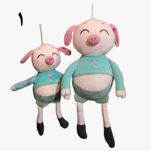 عروسک خوک بامزه