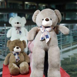 عروسک خرس پاپیون آمریکایی بزرگ