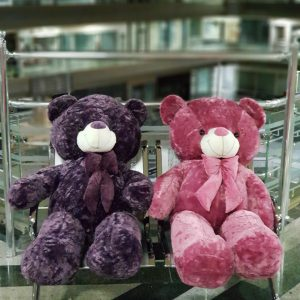 عروسک خرس مخملی 130 سانت