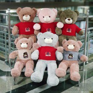 عروسک خرس پلیوری