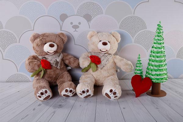 خرید عروسک خرس
