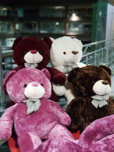 خرید خرس دو متری ارزان